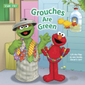 Grouches Are Green (Sesame Street) Cover
