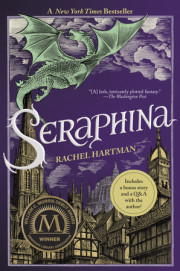 SDCC 2012: Interview with Rachel Hartman, Author 'Seraphina'