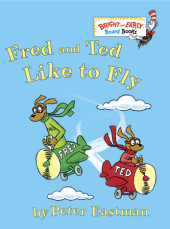 Fred and Ted like to Fly Cover