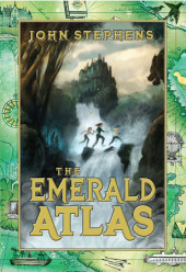 Emerald Atlas Cover