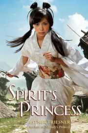 An Interview with Esther Friesner, Author, 'Spirit's Princess'