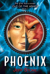 Five Ancestors Out of the Ashes #1: Phoenix Cover