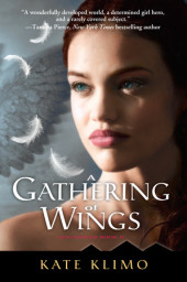 Centauriad #2: A Gathering of Wings Cover