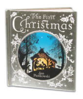 The First Christmas Cover