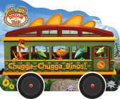 Chugga-Chugga Dinos! (Dinosaur Train) Cover