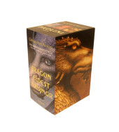 Inheritance Cycle 3-Book Trade Paperback Boxed Set (Eragon, Eldest, Brisingr) Cover