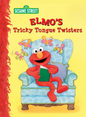 Elmo's Tricky Tongue Twisters (Sesame Street) Cover