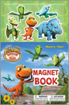 Dinosaur Train Magnet Book (Dinosaur Train)