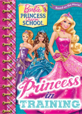 Princess in Training (Barbie) Cover