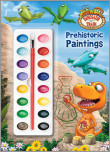 Prehistoric Paintings (Dinosaur Train)