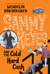 Sammy Keyes and the Cold Hard Cash Cover