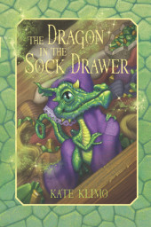 Dragon Keepers #1: The Dragon in the Sock Drawer Cover