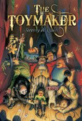 The Toymaker Cover