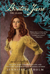 Boston Jane: The Claim Cover