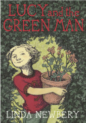 Lucy and the Green Man Cover