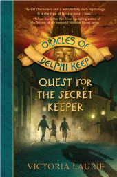 Quest for the Secret Keeper Cover