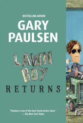 Lawn Boy Returns Cover