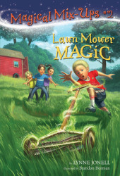 Lawn Mower Magic Cover