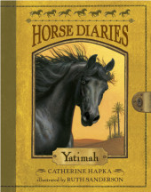 Horse Diaries #6: Yatimah Cover