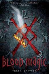 Blood Magic Cover