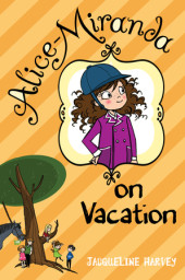 Alice-Miranda on Vacation Cover
