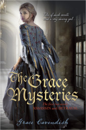 The Grace Mysteries: Assassin & Betrayal Cover