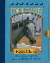 Horse Diaries #7: Risky Chance Cover