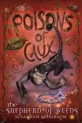 The Poisons of Caux: The Shepherd of Weeds (Book III) Cover