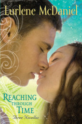Reaching Through Time: Three Novellas Cover