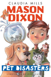 Mason Dixon: Pet Disasters Cover