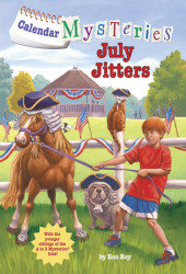 Calendar Mysteries #7: July Jitters