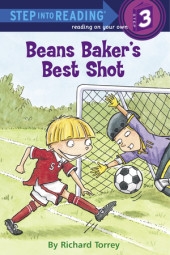Beans Baker's Best Shot Cover