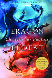 Inheritance Cycle Omnibus: Eragon and Eldest Cover