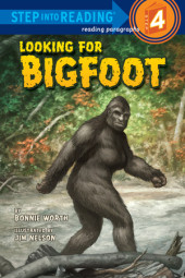 Looking for Bigfoot Cover
