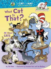 What Cat Is That? Cover