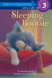Sleeping Bootsie Cover