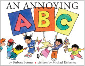 An Annoying ABC Cover