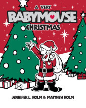 Babymouse #15: A Very Babymouse Christmas Cover
