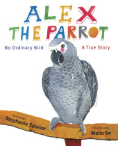 Alex the Parrot: No Ordinary Bird Cover