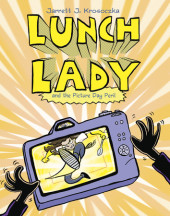 Lunch Lady and the Picture Day Peril Cover