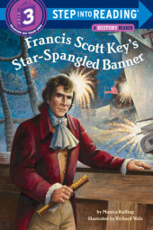 Francis Scott Key's Star-Spangled Banner Cover