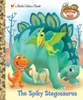 The Spiky Stegosaurus (Dinosaur Train) Cover