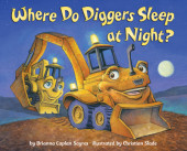 Where Do Diggers Sleep at Night? Cover