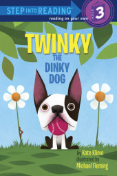 Twinky the Dinky Dog Cover