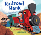 Railroad Hank Cover