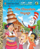 The Chocolate Voyage (Dr. Seuss/Cat in the Hat) Cover