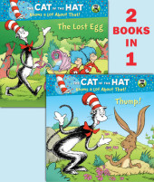 Thump!/The Lost Egg (Dr. Seuss/Cat in the Hat) Cover