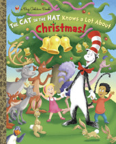 The Cat in the Hat Knows a Lot About Christmas!  (Dr. Seuss/Cat in the Hat) Cover