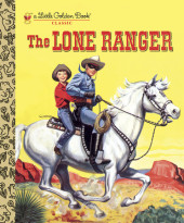 The Lone Ranger Cover