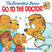 The Berenstain Bears Go to the Doctor Cover